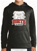 North Lacrosse Bulldogs Head Hoodie