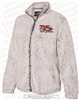 NG Bulldogs Lacrosse Full Zip Sherpa Jacket