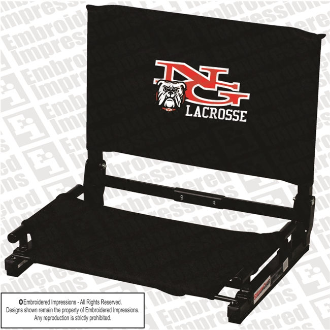 NG Lacrosse Stadium Chair