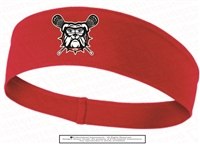 Bulldogs Lacrosse Head Band