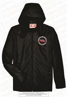 NG Bulldogs Rain Jacket with Mesh Lining