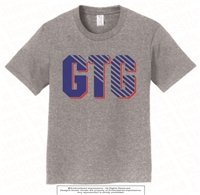 GTG Cotton Tee in Athletic Heather
