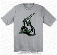 Trojans Warrior Logo Tee