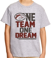 ONE TEAM ONE DREAM TEE