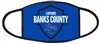 Banks County Leopards Three Ply Mask