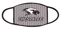 Chestatee War Eagles Three Ply Mask