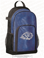 Peachtree Ridge Lion Glitter Baseball Backpack