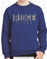 Ridge Knockout Crewneck Sweatshirt