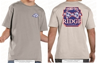 Tied To Ridge Lions Tee