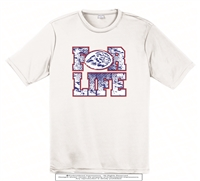 Lions For Life Dri-Fit Tee