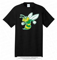 Gigantic Hornets Logo Cotton Tee