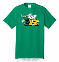 R Hornets Logo Cotton Tee