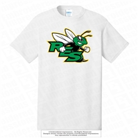 RES Hornets Logo Cotton Tee