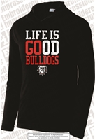 Life Is Good Hooded Pullover