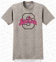Gigantic S Swish Tee