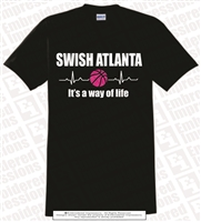 Swish Atlanta It's A Way Of Life Tee