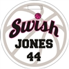 Swish Atlanta Custom Bag Tag