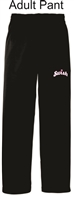 Swish Atlanta Logo Fleece Pants
