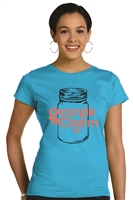 Georgia Charm Ladies Tee