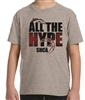 SHCA All The Hype Basketball Tee