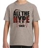SHCA All The Hype Soccer Tee