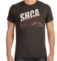 SHCA Stallions Knockout Printed Tee