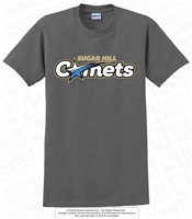 Sugar Hill Comets Cotton Tee