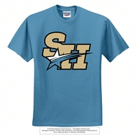 SH Comets Primary Logo Cotton Poly Tee