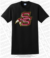 SSES Primary Logo Cotton Tee