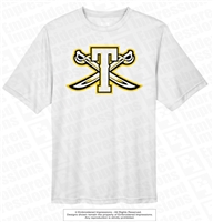 T Crossed Swords Logo Tee