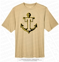 T Anchor Logo Tee