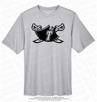 Tonal Raiders Hat Logo Tee