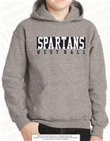 Spartans Knockout Heavy Blend Hoodie