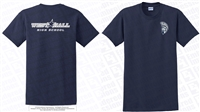 Double Sided West Hall High School Tee