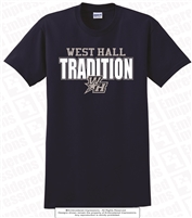 West Hall Tradition Tee
