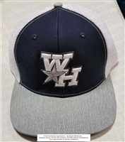 West Hall Spartans 3D Puff Cap
