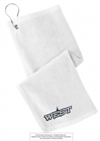 West Hall Hemmed Towel with Grommet
