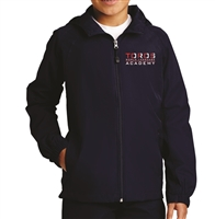 WLA Toros Hooded Raglan Jacket