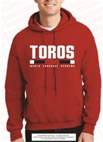WLA Toros Hooded Sweatshirt
