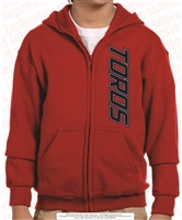 WLA Full Zip Hooded Sweatshirt