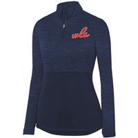 WLA Toros Navy Heather Pullover