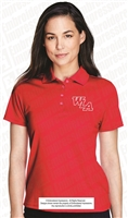 WLA Ladies' Origin Piqué Polo