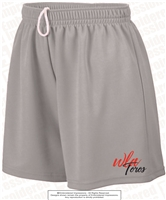 WLA Toros Girls/Ladies Cut Mesh Shorts