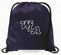 WLA Navy Cinch Nylon Pack