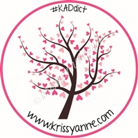 KAD Decal - 3 Inch Round