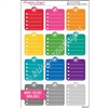 Large Rounded Icon Checklist - Set of 12