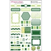 KAD Weekly Planner Set - Green