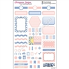 KAD Weekly Planner Set - 2016 - Rose Quartz and Serenity
