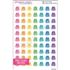 Backpack Cutout Icons - Bold Rainbow - Set of 70