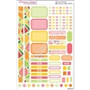 KAD Personal Weekly Planner Set - Summer Fruits